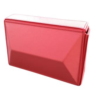 Max Mara Pink Diamond Clutch