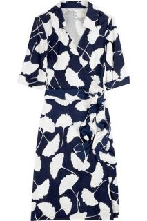 Diane Von Furstenberg Jessica wrap dress