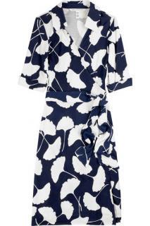 Diane Von Furstenberg Jessica wrap dress US 2