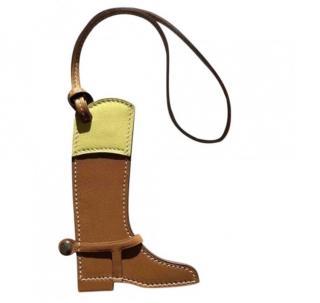 Hermes Rare Charm Boot