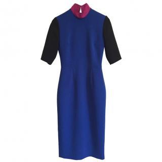 Roksanda colour block dress