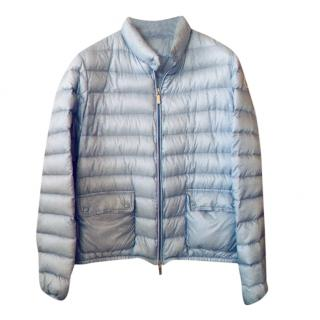 Moncler baby blue  down puffer