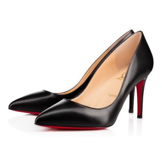 Christian Louboutin Pigalle Nappa Shiny 85 Pumps