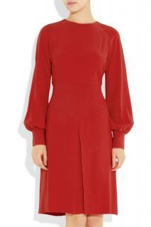 Giulietta geranium red dress