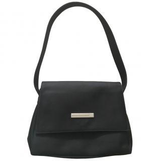 Marithe Francois Girbaud black shoulder bag