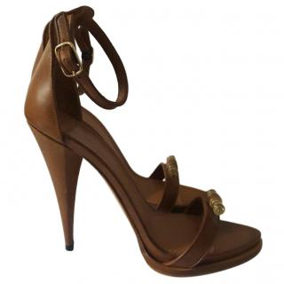 Givenchy brown sandals