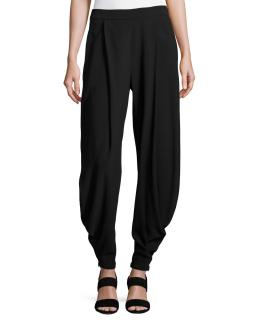 Ralph Lauren Collection Kersten Draped Harem Pants