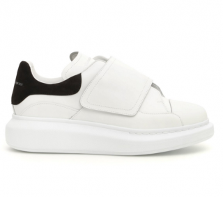 sports shoes eb1d7 60534 Alexander McQueen strap oversize sneakers