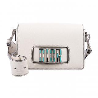 Dior Ivory Mosaic Dio(r)evolution Flap Bag