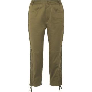 Isabel Marant Jessie cotton straight-leg pants