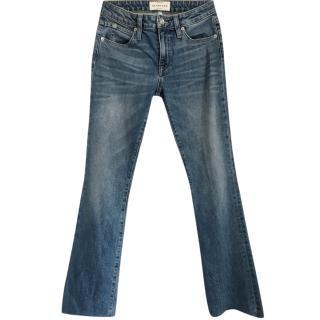 CULT DENIM Slvrlake high rise jeans Purchaseed for �360 Selfridges