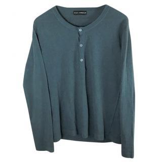 Dolce & Gabbana Long Sleeve Top