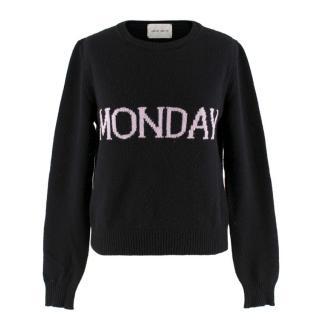 Alberta Ferretti Monday Crewneck Sweater