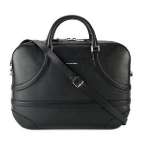 Alexander McQueen harness briefcase