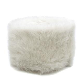 UGGs Off-White Shearling Snood