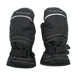 Dare 2 B Black Kid's Ski Mittens