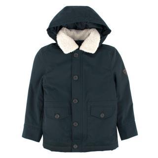 Bonpoint boys age 6 detachable-gilt coat