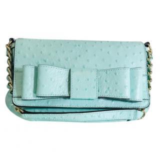 Kate Spade Joleen Charm Leather Mint Shoulder Bag