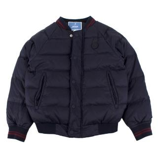 Jacadi Navy Lightweight Puffer Jacket