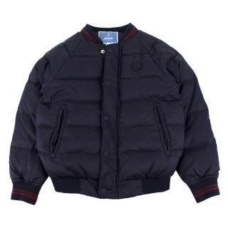 Jacadi Navy Lightweight Puffer Jacket
