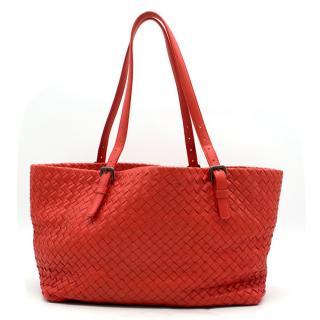 Bottega Veneta Vesuvio Nappa Medium Tote Bag