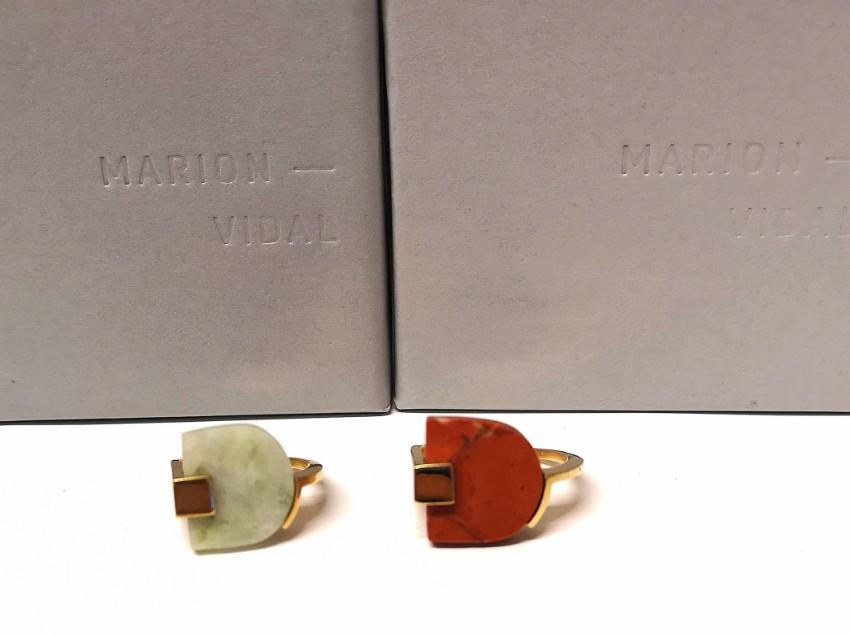 Marion Vidal Stack Rings