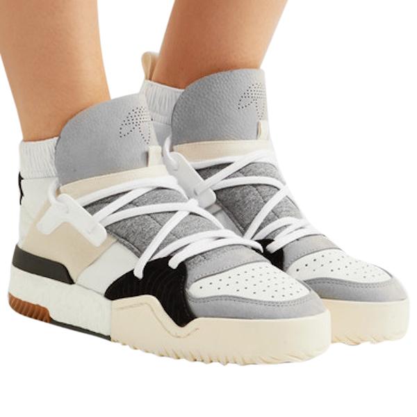 41cc64bbb40 Adidas Originals By Alexander Wang Bball High Tops Sneakers