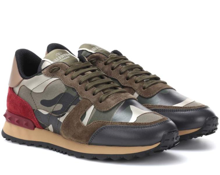 69764913d597f Valentino Garavani Rockrunner Sneakers 3 | HEWI London