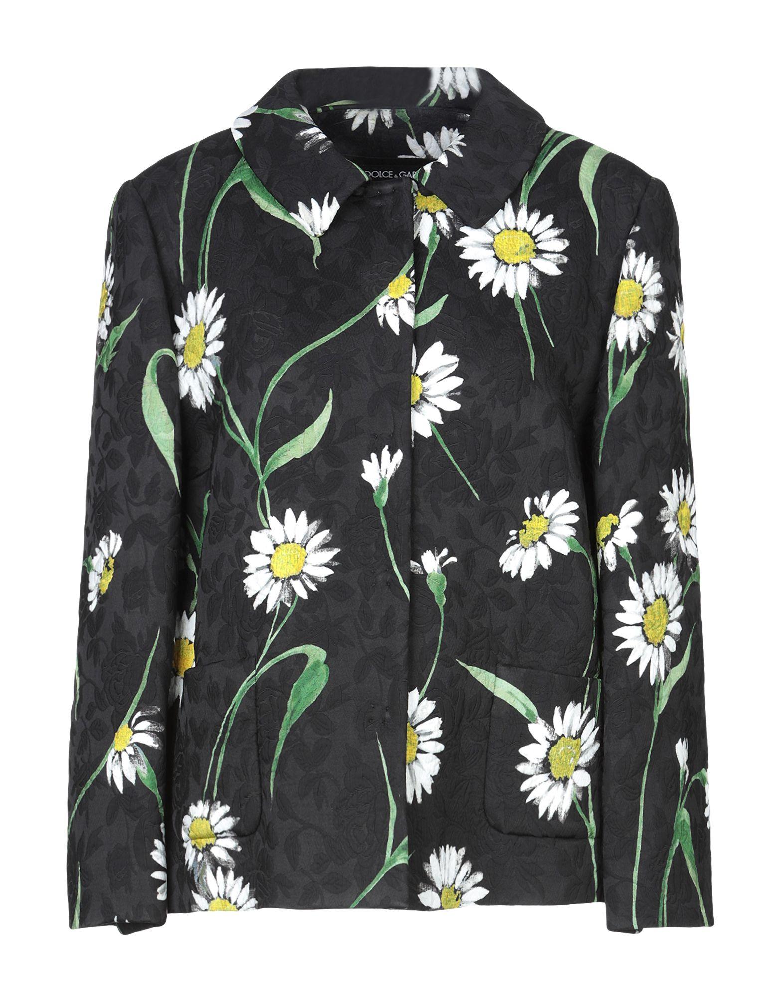 Dolce & Gabbana 'Daisy Print' Jacket
