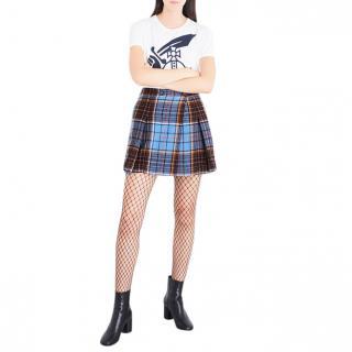 Vivienne Westwood Anglomania Callas Kilt plaid mini skirt