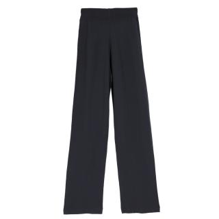 John Smedley Sea Island cotton track pants