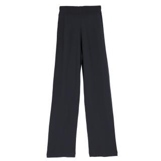 John Smedley Sea Island cotton track pants