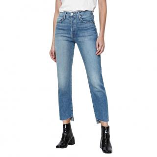 Frame Le Original Stepped Hem Jeans