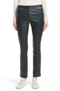 Theory Bristol Leather Riding Pants