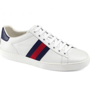 Gucci Ace Web Sneakers