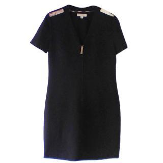 Burberry Black Vintage Dress