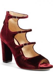 Alexandre Birman 'Kylie' Strappy Peep Toe Sandals