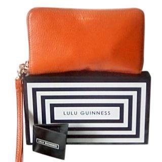 Lulu Guiness Wristlet purse