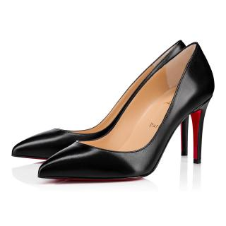 Christian Louboutin Pigalle 85 nappa pumps