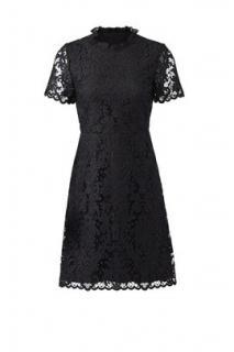 Kate Spade Black Lace Dress