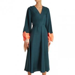 Roksanda Henning Midi Dress