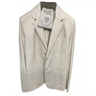 Hermes Snakeskin Jacket