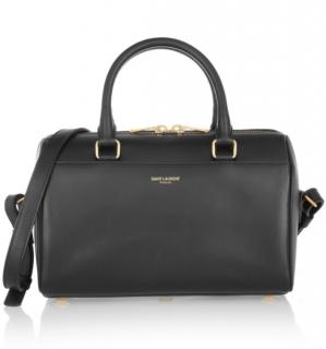 Saint Laurent Black Duffle Bag