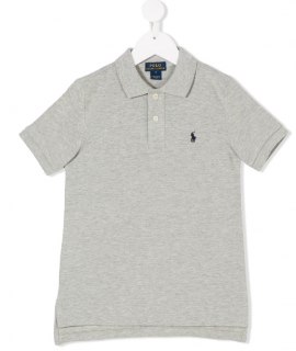 Polo Ralph Lauren boys age 3 grey polo shirt