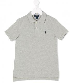 Polo Ralph Lauren boys age 3 grey polo shirt