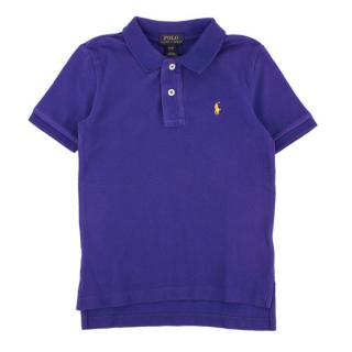 Polo Ralph Lauren boys age 4 blue polo shirt