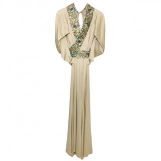 Alexander McQueen Couture Runway Gown