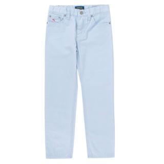 Polo Ralph Lauren boys age 5 chino trousers