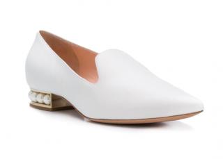 Nicholas Kirkwood Casati nappa leather loafers