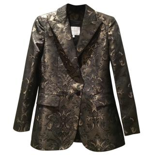 Pierre Balmain Metallic Brocade Jacket